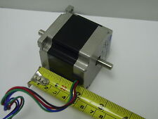 M1233032D LAM Stepper Motor 1.1Nm 2.5A with 2nd shaft NEW