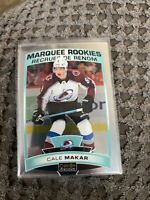 2019-20 OPC Platinum Base Marquee Rookies #175 Cale Makar RC Colorado Avalanche