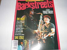 Bruce Springsteen Backstreets Magazine 58 Spring 1998