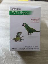 KORVIMIN ® ZVT+REPTIL 10 x 5g Packung für Vögel, Reptilien & Ziervögel