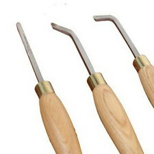 Set of thee Mini Hollowing Tools LCHOL3