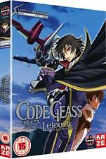 CODE GEASS - LELOUCH OF THE REBELLION SEASON 1 [REGION 2 DVD] 1M - NEW& SEALED
