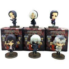 Set 6 Anime Tokyo Ghoul Kaneki Ken Juzo Suzuya Sasaki Haise  Toy Figure Doll New