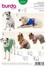 Burda patrón de costura de ropa Para Mascotas Perro 6753