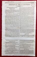 Madrid en 1809 Aragon Saragosse Burgos Valladolid Castannos Guerre d'Espagne
