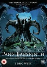 Pan's Labyrinth 5060034578109 With Doug Jones DVD Region 2