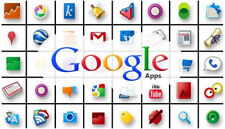 G Suite Standard Edition .Com Domain name with 50 users (Google Apps Standard)
