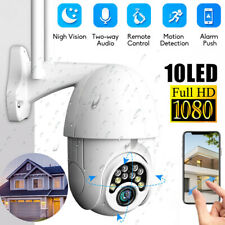 1080P PTZ Security WIFI Camera Outdoor Wireless IP CCTV Pan Network Surveillance