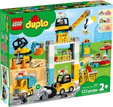 Lego Duplo - 10933 grandes obras con luz y sonido-nuevo & OVP