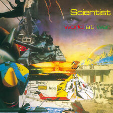 Scientist ‎– World At War NEW VINYL LP + CD DUB ROOTS SEALED AUDIOPHILE 45RPM