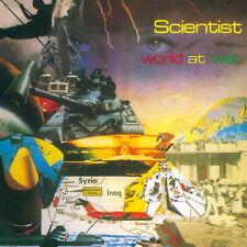 Scientist – World At War NEW VINYL LP + CD DUB ROOTS SEALED AUDIOPHILE 45RPM