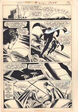 World's Finest Comics #212 p.11 Superman & J'onn J'onzz 1972 art by Dick Dillin