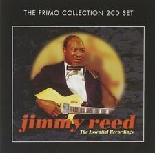 JIMMY REED - THE ESSENTIAL RECORDINGS 2 CD NEU