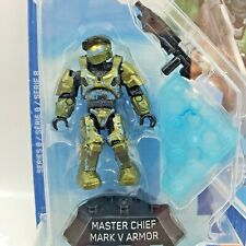 MEGA CONSTRUX HALO HEROES MASTER CHIEF MARK V ARMOR series 8 FVK24