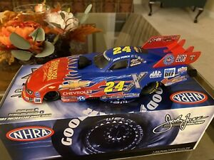 2015 John Force / Jeff Gordon Custom Tribute Funny Car 1/24