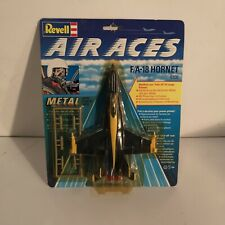 REVELL AIR ACES F/A -18 HORNET 1990 8306 BLISTER PACK UNOPENED