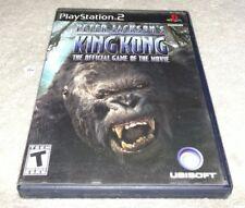 PlayStation2 : Peter Jacksons King Kong VideoGames