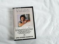 Engelbert humperdinck golden Love Songs Cassette 1977 CBS Epic