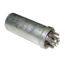 D25013 SPRAGUE CAPACITOR 10UF 450V ALUMINUM ELECTROLYTIC LARGE CAN TWIST LOCK