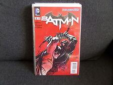 Batman 3 Red Variant 2nd print New 52