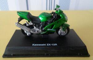 réf New Ray Moto Kawasaki ZX 12R  1//32 eme  réf 469