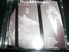 True Motown Various 3 CD The Supremes Marvin Gaye Jackson 5 & More – New
