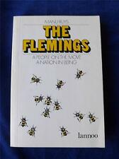THE FLEMINGS A PEOPLE ON THE MOVE A NATION IN BEING BOOK MANU RUYS VINTAGE 1981