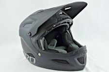 Giro Cipher Full Face Mountain Bike BMX Helmet Small 52 55.5 cm Black New No Box