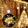 Christmas Warm White Fairy String Light Lamp Decor Wedding Xmas Party 10M 100LED