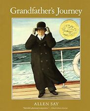 Grandfather's Journey by Allen Say (2008, Picture Book)  NEW