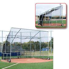 Portable Batting Cage 18'W x 12'D x 12.5'H