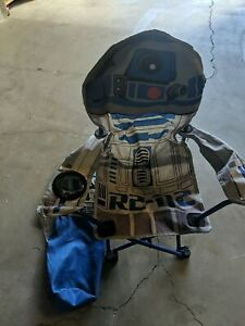 Stars Wars R2-D2  Toddler Chair w/Bag