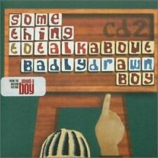 Badly Drawn Boy something to talk about cd2 (cardsleeve) [maxi-CD]