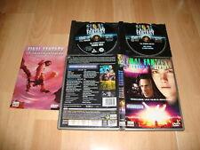 FINAL FANTASY LA FUERZA INTERIOR PELICULA EN DVD CON 2 DISCOS USADA BUEN ESTADO