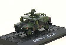 Amercom 1:72 AM General HMMWV Hummer US Army 2006 (M1046 w/TOW Launcher) ACBG04