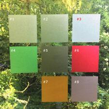 Pellicola Vetro Smerigliato Paravista Finestra Banca Ufficio Autoadesivo 8 Color