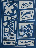 Otto NEBEL (1892-1973) - Original-Linolschnitt, 1957