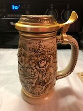 1987 Avon The Gold Rush Collectible Beer Stein