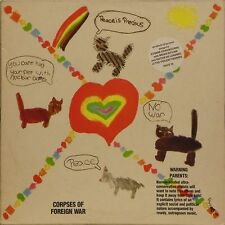 EUGENE CHADBOURNE 'CORPSES OF FOREIGN WARS' US IMPORT LP