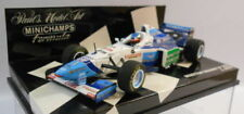 Voitures de courses miniatures MINICHAMPS acier embouti pour Benetton