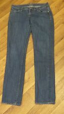 *Old Navy*The Diva Wmn's 6 Long Low Distress Stretch 5 Pkt Skinny Jeans 31x32