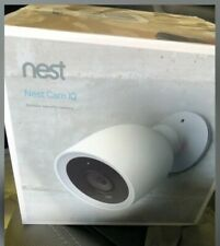 Nest Cam Iq Outdoor Wireless Camera - (Nc4100Us) New in Box, Still in cellophane