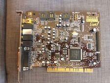 Creative Sound Blaster Live! 5.1  -- Modelo: CT4760 --  Tarjeta de Sonido PCI