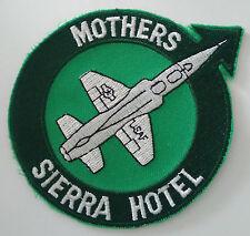 "Patch T-38A Talon 87th Flight Training Sq ""Mothers Sierra Hotel"""