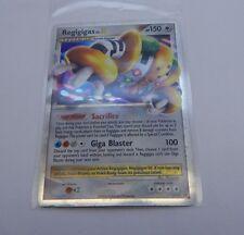 REGIGIGAS DP30 LV.X LVX Ultra Rare Star Holo Foil 2008 Pokemon Card R14114