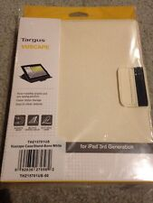 Targus Vuscape Case for iPad 3rd Generation W/ Multiple Viewing Angles