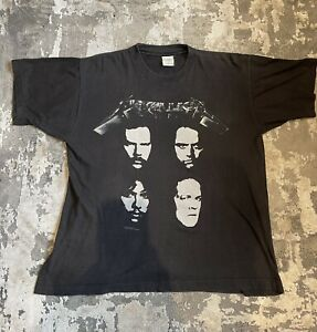 Metallica 1991 Vintage T Shirt Size Large