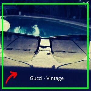 Gucci Sunglasses - Vintage 90s Gucci Sunglasses GG2653/S