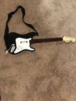 Wii Harmonix NWGTS2 Rock Band Guitar!Safe And Fast Shipping!! Read Description !