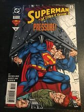 Action Comics#712 Incredible Condition 9.0(1995) Dwyer Cover!!